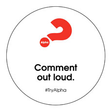 Alpha Comment Out Loud