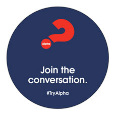 Alpha Join The Conversation Navy