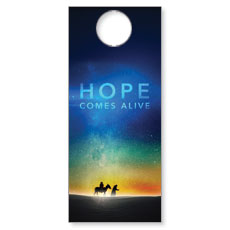 Hope Comes Alive