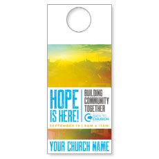 BTCS Hope is Here Sunrise
