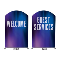 Aurora Lights Welcome Guest Services