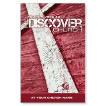 reDiscover Church: Cross