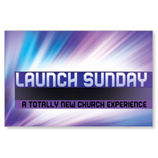 Launch Sunday