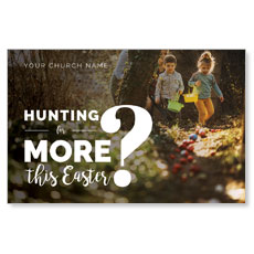 Hunting This Easter