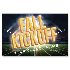 Fall Kickoff Stadium