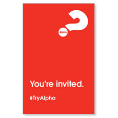 Alpha Youre Invited Red