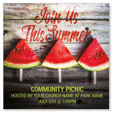 Summer Watermelon Events