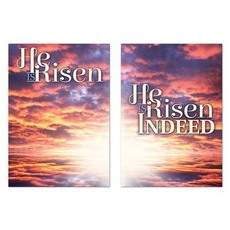 Risen Indeed Pair