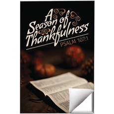 Season of Thankfulness