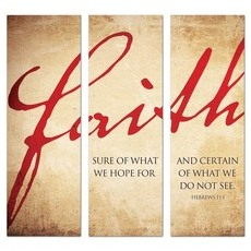 Faith Triptych